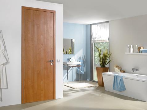 Санузловые двери в номера для гостиниц и отелей